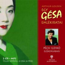 Egy gésa emlékiratai Hangoskönyv