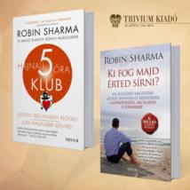 Robin Sharma csomag