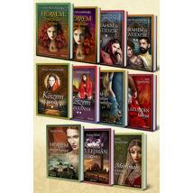 Szulejmán sorozat 1-11. csomag